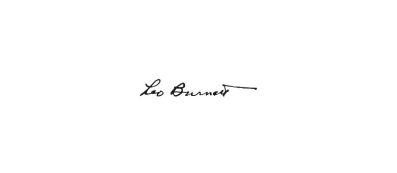 leo burnett logo testimonial